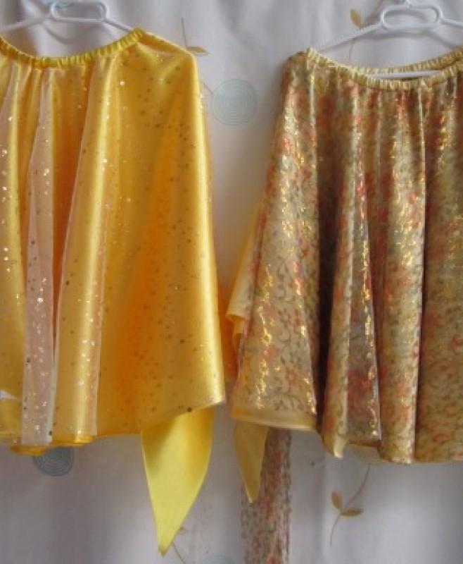 Faldas para finales de curso o festivales.