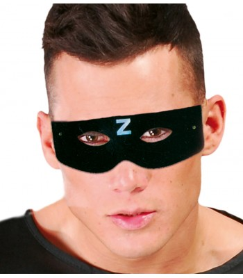 Antifaz de zorro.