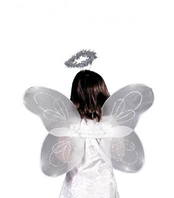 Alas y diadema angel.