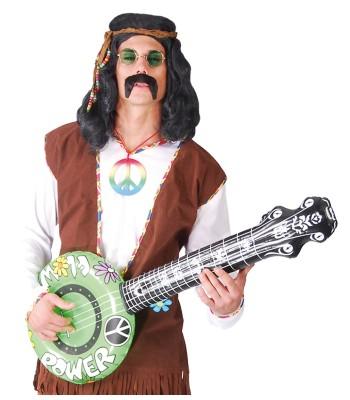 Banjo para disfraz de hippie o similar.