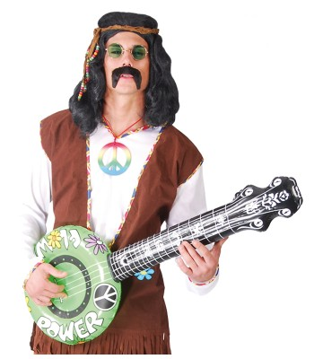 banjo hinchable.