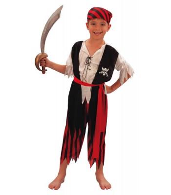 pirata chico.