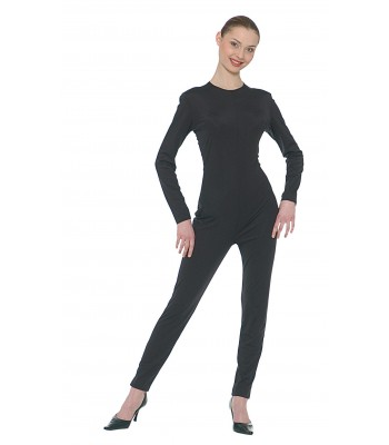Maillot color negro