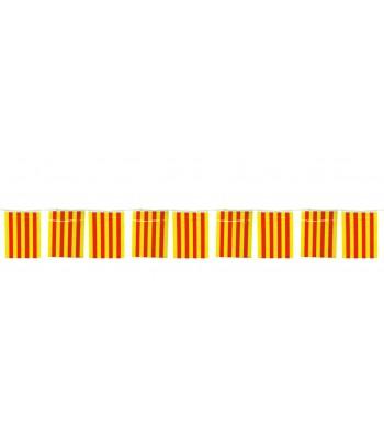 Bandera aragon cataluña valencia,balear,