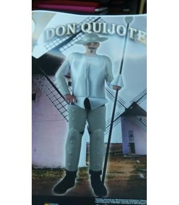 Gorro Quijote.