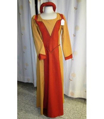 Medieval mujer.