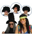 Gafas hippie colores surtidos