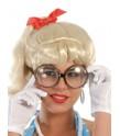 Gafas secretaria.