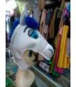 Cabeza caballo.