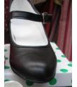 Zapatos andaluza negro